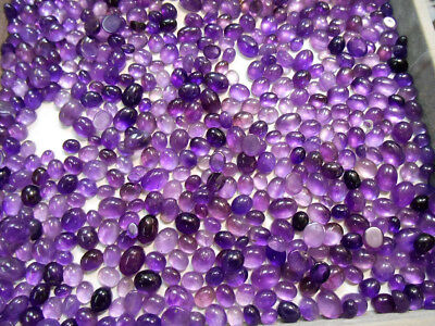 Amethyst Cabochon sets of 2 16x24mm Choose between 3 sets here