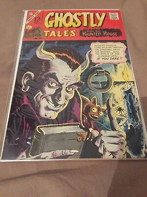 Ghostly Tales 60, Charlton Comics, 1967 (FN-VF)