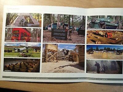 20 Tickets for International Paintball Group - RRP $900 total