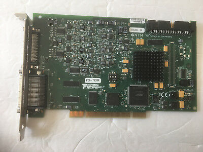 national instruments PCI 7833R