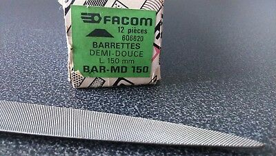 FACOM lime barette demi douce L 150 mm BAR-MD 150