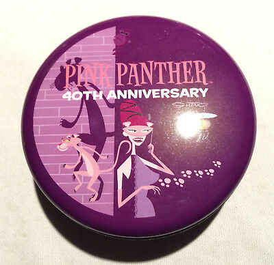 PINK PANTHER 40TH ANNIVERSARY MEMO PAD by SHAG josh agle