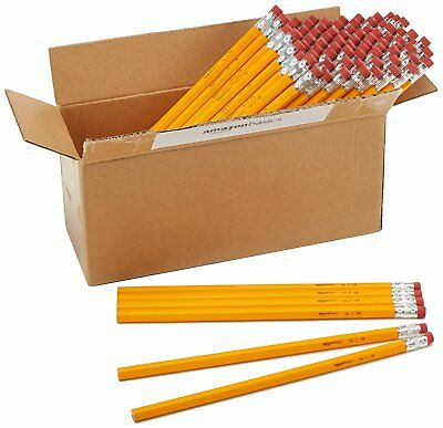 94 Pack # 2 HB Pencils Bulk Case Wooden Wood Number School Basic