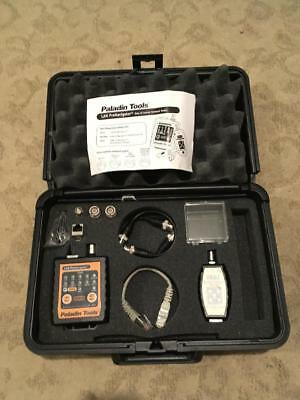 Paladin 1543 Data and Coax Network Cable Tester