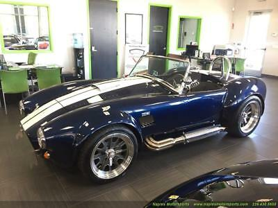 1965 Replica/Kit Makes 427 Shelby Cobra Replica 1965 Replica/Kit BDR 1965 Cobra 427 Replic 5 Speed Manual 2-Door CV