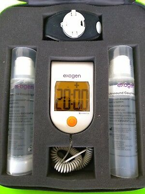 Exogen 4000 Ultrasound Bone Healing System - preowned  Excelelt Con .