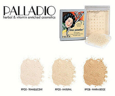 Palladio - Rice Powder - CHOOSE A COLOR - FREE SHIPPING