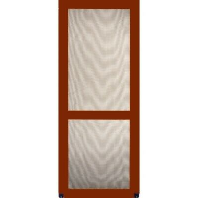 Sliding Timber Fly Screen Doors made to size. With freight