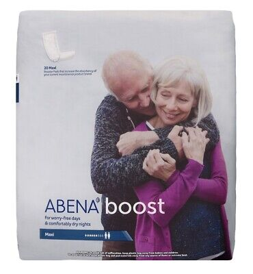 """Abena Boost Booster Pads 4035 X-Large, 22 x 6 , 20 Count"""""""