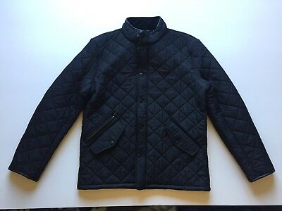 Barbour Powell Quilted Jacket Size Large