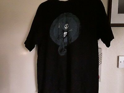Nightmare Before Christmas Jack T Shirt Size XL