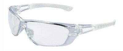 Mack Duo Clear Lens Safety Sunglasses Anti Scratch & Fog Shatterproof