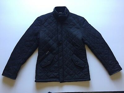 Barbour Powell Quilted Jacket Men's Large