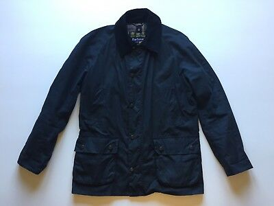 Barbour Ashby Waxed Jacket Men's Large