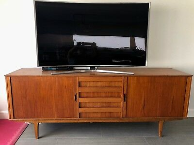 Mid century Vintage/Retro Style Solid Timber Sideboard