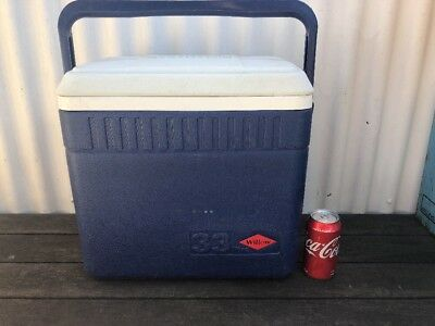 Willow 33L Cooler Blue Fair Cond Holden Ford Valiant VW Pick Up Melbourne