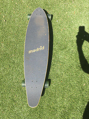 Madrid Long Board