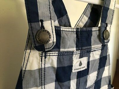 Boys Country Road Overalls