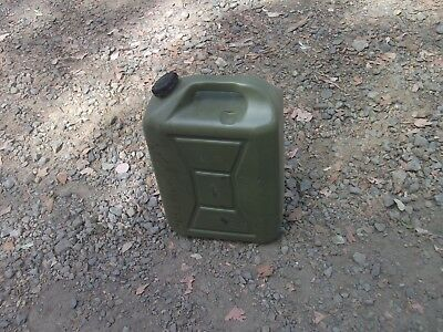 20 litre water storage container sporting goods camping hiking hydration plastic