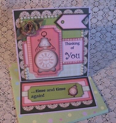 Easel Greeting Card All-Occasion #6 Handmade Premade by CHRIS
