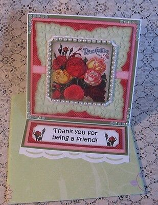 Easel Greeting Card All-Occasion #3 Handmade Premade by CHRIS