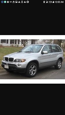 2006 BMW X5 3.0i vehicle
