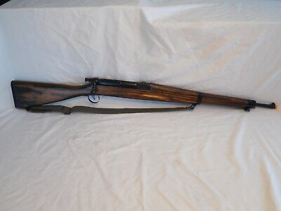 """Parris Mfg Co M1903 Springfield Trainerifle Trainer Rifle 43"""" Full Size Restored"""