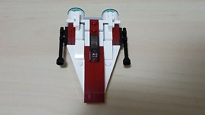 Lego Star Wars A-Wing Starfighter Polybag Rare 30272 Used!!!