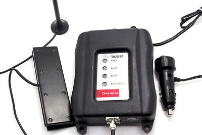 weBoost Drive 4G-M In-Vehicle Signal Booster