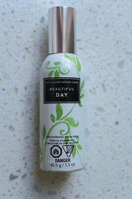 """Bath and Body Works """"Beautiful Day"""" Concentrated Room Spray"""