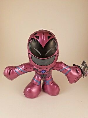"""IN STOCK Funko Power Rangers Black Ranger Plush 8/"""" New with Tags"""