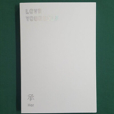 [Pre-Owned/ No Photocard] BTS Love Yourself Her L Version EP Album CD/ Booklet