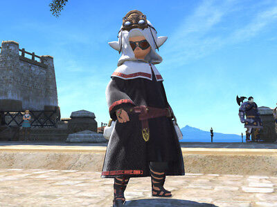 FINAL FANTASY XIV / FFXIV / FF14 Item Character Urianger's Attire not gil - CODE