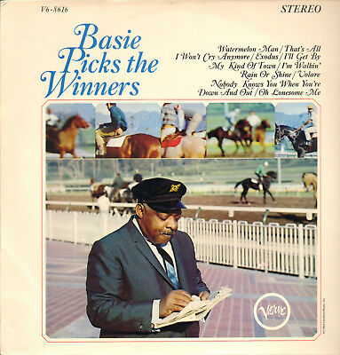 Count Basie Picks Up The Winners-Lp- Org. Verve-Stereo-Germany- 1965- Topmint !