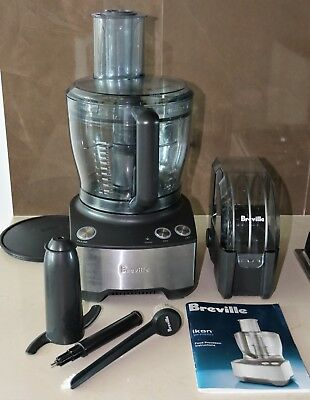 BREVILLE FOOD PROCESSOR, never used