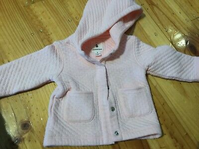 Country Road Baby Girl Jacket