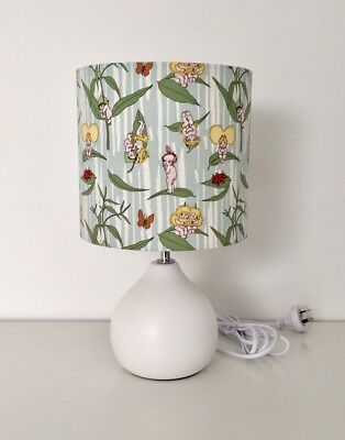 Wattle Babies Table Lamp | May Gibbs | Snugglepot and Cuddlepie | Gumnut Babies