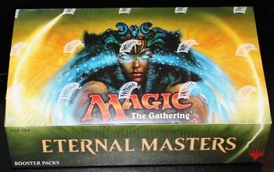 Eternal Masters Booster Box Sealed - Magic the Gathering MTG