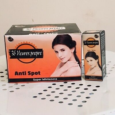36 Heures Propre Antispot Super Whitening Concentrated Serum *Nogbou Creams*