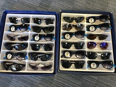 Job Lot 24 pairs of assorted sunglasses - Car Boot - Resale - Wholesale - REF052