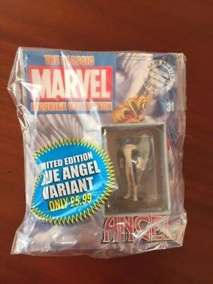 The Classic Marvel Figurine Special - Blue Angel Variant Rare