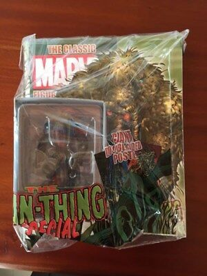 The Classic Marvel Figurine Special - Man Thing