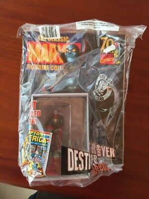 The Classic Marvel Figurine Special - Destroyer.