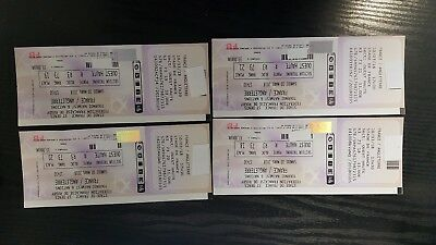Rugby tickets 2018