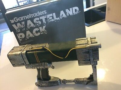 Fallout 4 Official Laser Gun Replica  Wasteland Pack Full Size From Gametraders