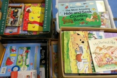 1500 Used Children's Books - Free UK delivery