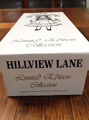"PORCELAIN DOLL FAMOUS ""HILLVIEW LANE"" Priceless and Absolutely NEW"