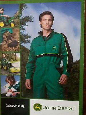 John Deere Accessories catalogue 2009