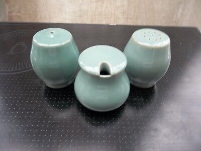 Denby - Manor Green - Cruet