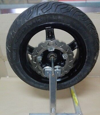 Cerchio Post Rear Wheel 14Xmt4,50 Kymco Xciting 500 Anni 08/10 12804Km